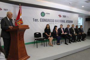 Tlaxcala fue sede del 1er. Congreso Nacional de la Asociación de Tribunales y Salas Electorales de la República Mexicana