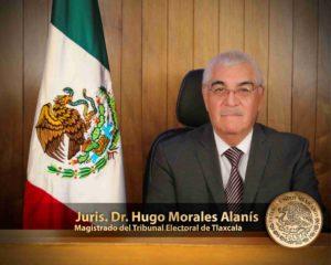 Juris Dr. Hugo Morales Alanís