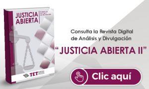 Revista Justicia Abierta 2